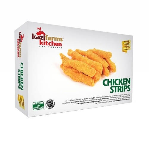 Kazi Farms Chicken Strips