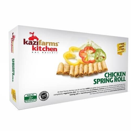 Kazi Farms Chicken Spring Roll