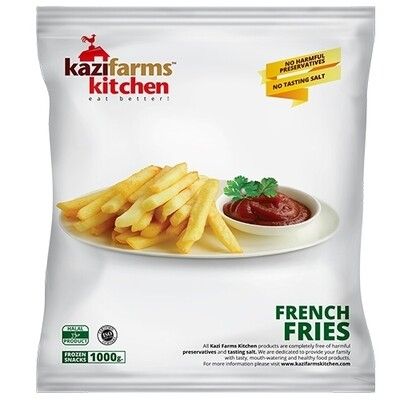 Kazi Farms French Fries