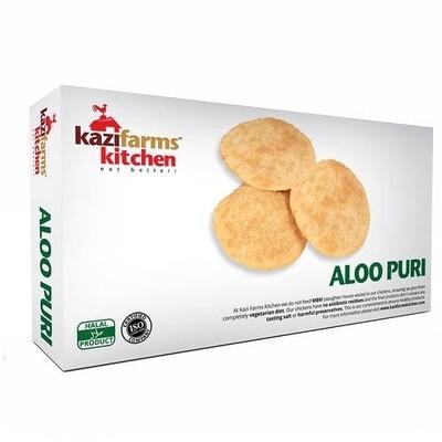 Kazi Farms Aloo Puri