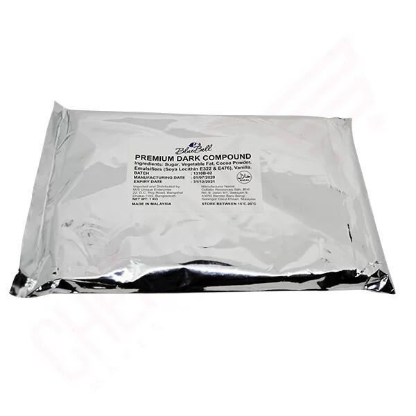 BlueBell Premium Dark Chocolate Bar