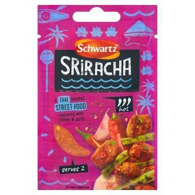 Schwartz Street Food
