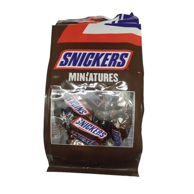 Snickers Miniature Chocolate