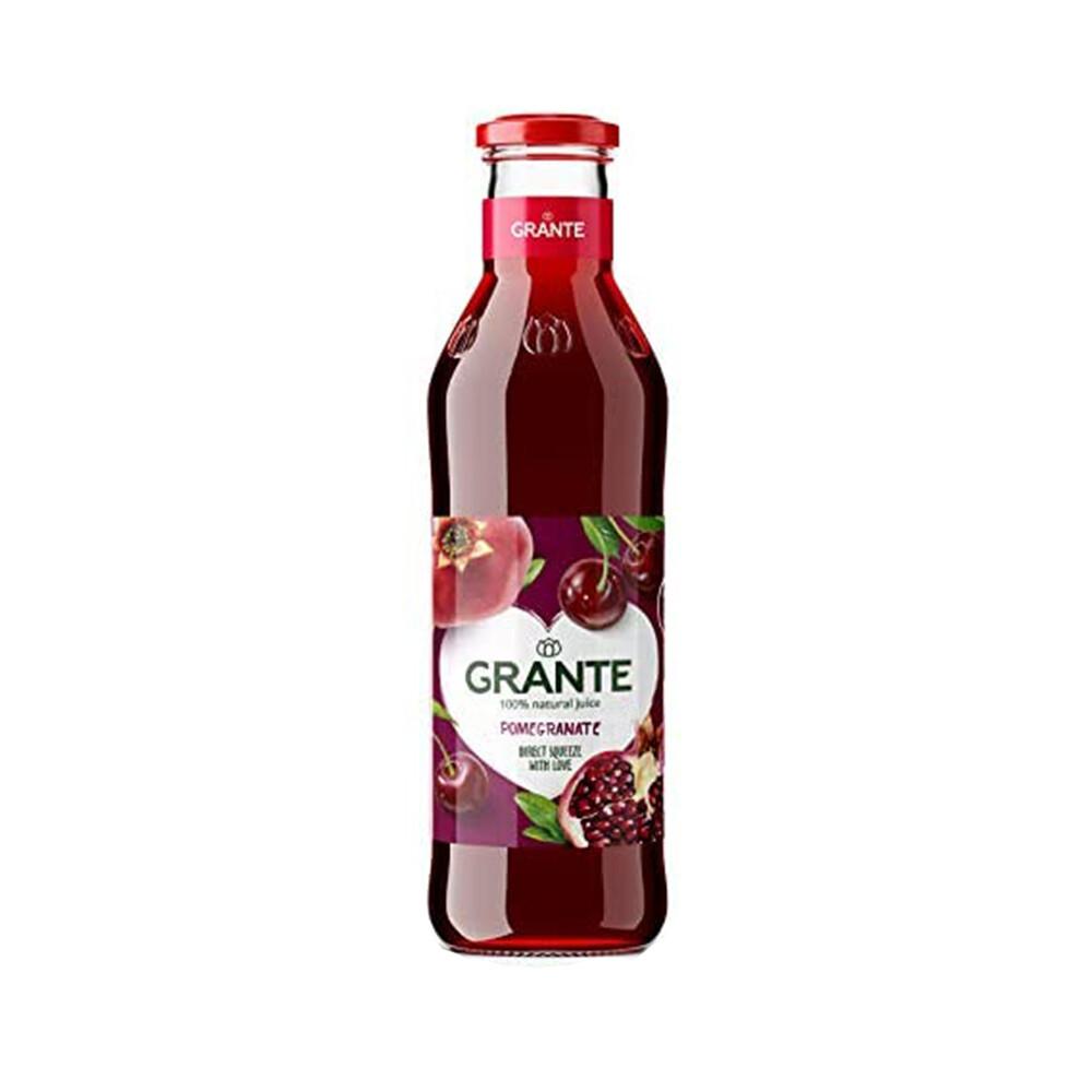 Grante Juices - Pomegranate 250ml-Monin