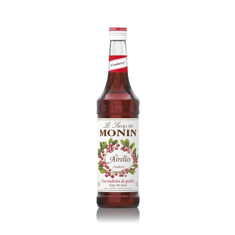 Monin Airelles Cranberry Syrup 700ml