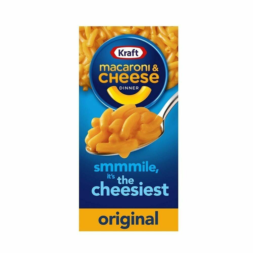 Kraft-Macaroni & Cheese
