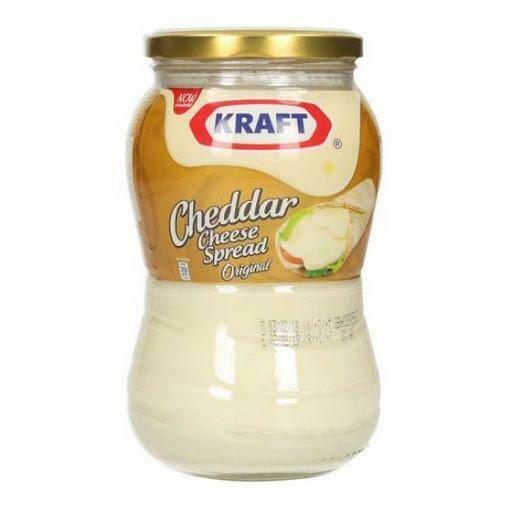Cheddar Cheese Spread-Kraft
