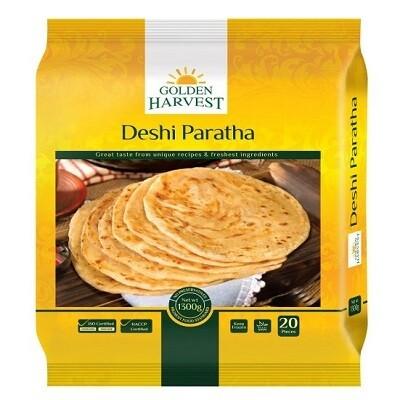 Deshi-Paratha-Golden Harvest
