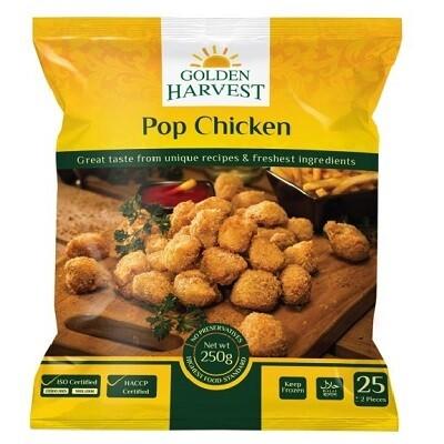 Pop Chicken-Golden Harvest