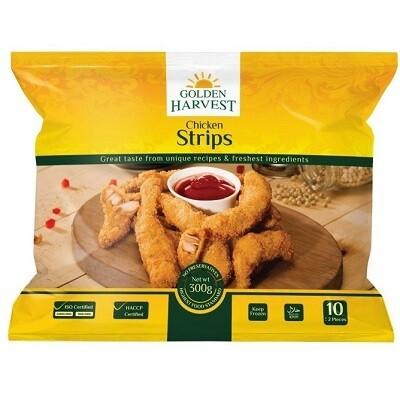 Chicken Strips-Golden Harvest
