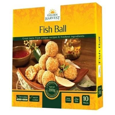 Fish Ball-Golden Harvest