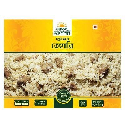 Frozen Tehari-Golden Harvest
