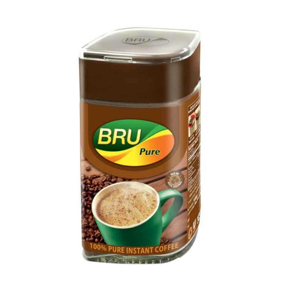 Bru Coffee Pure 100gm