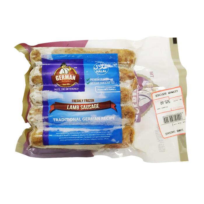 Lamb Sausage-German Butcher