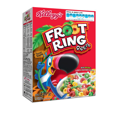 Kellogg's Froot ring Cereal