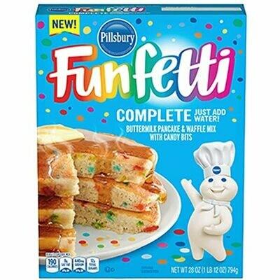Pillsbury Funfetti Complete Pancake Mix