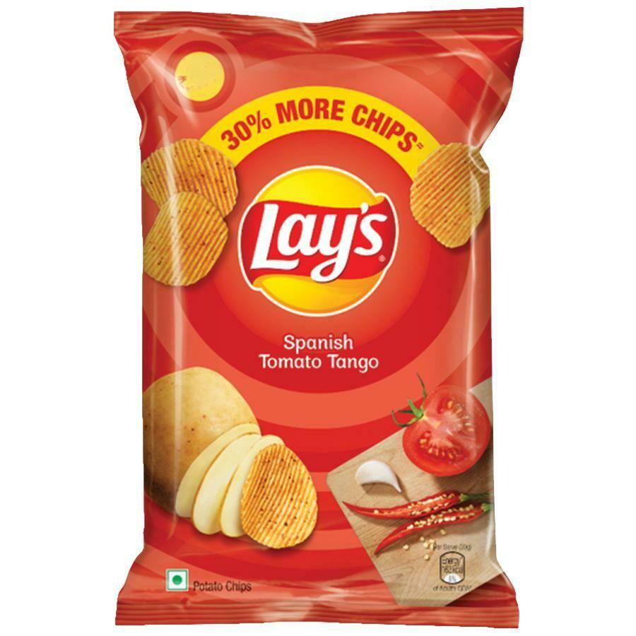 Lays Potato Chips - Spanish Tomato Tango