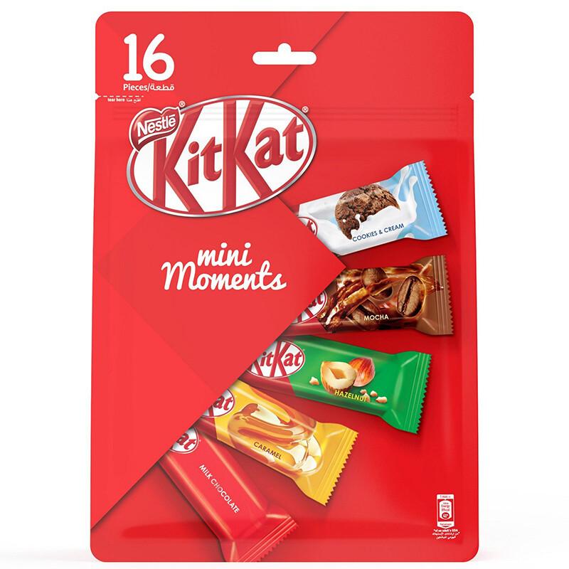 Nestle Kitkat Mini Moments Chocolate