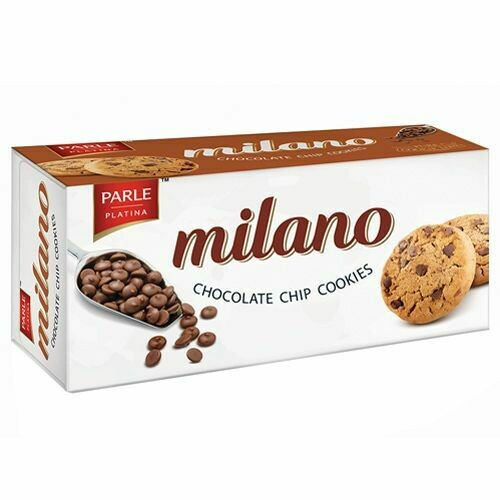 Milano Chocolate Chip Cookies-Parle