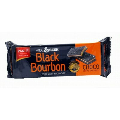 Parle Hide & Seek - Black Bourbon Choco