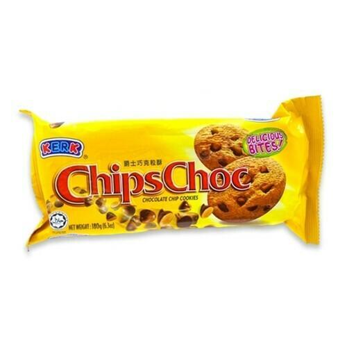 Kerk Chipschoc Chocolate Chip Cookies