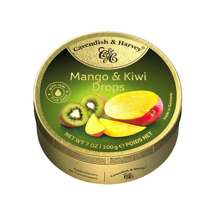 Cavendish & Harvey Mango Kiwi Drops