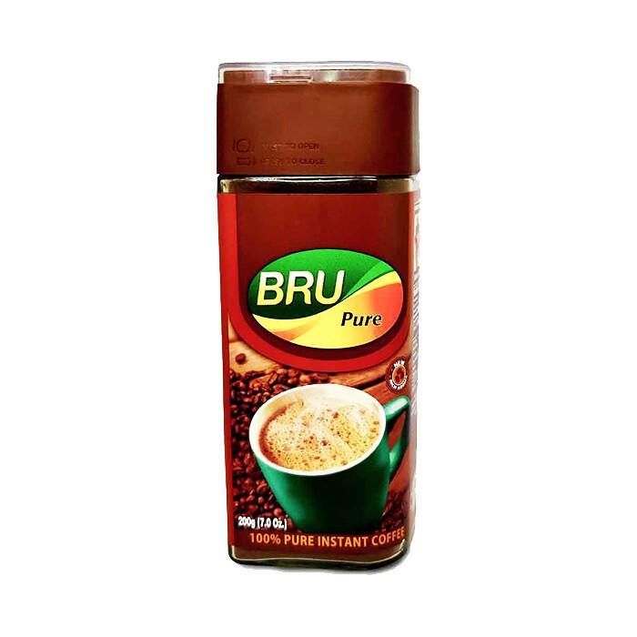 Bru Coffee Pure 200gm