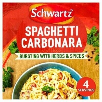 Schwartz Spaghetti Carbonara Casserole (UK)