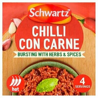 Schwartz Chilli Con Carne Casserole (UK)