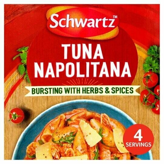 Schwartz Auth Tuna Napolitana Mix (UK)