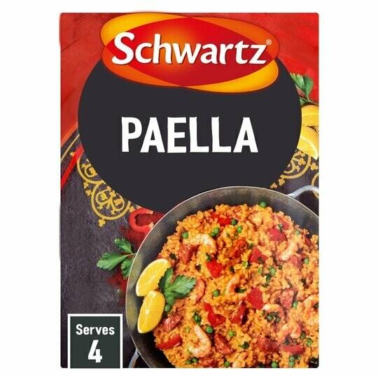 Spanish Paella-Schwartz