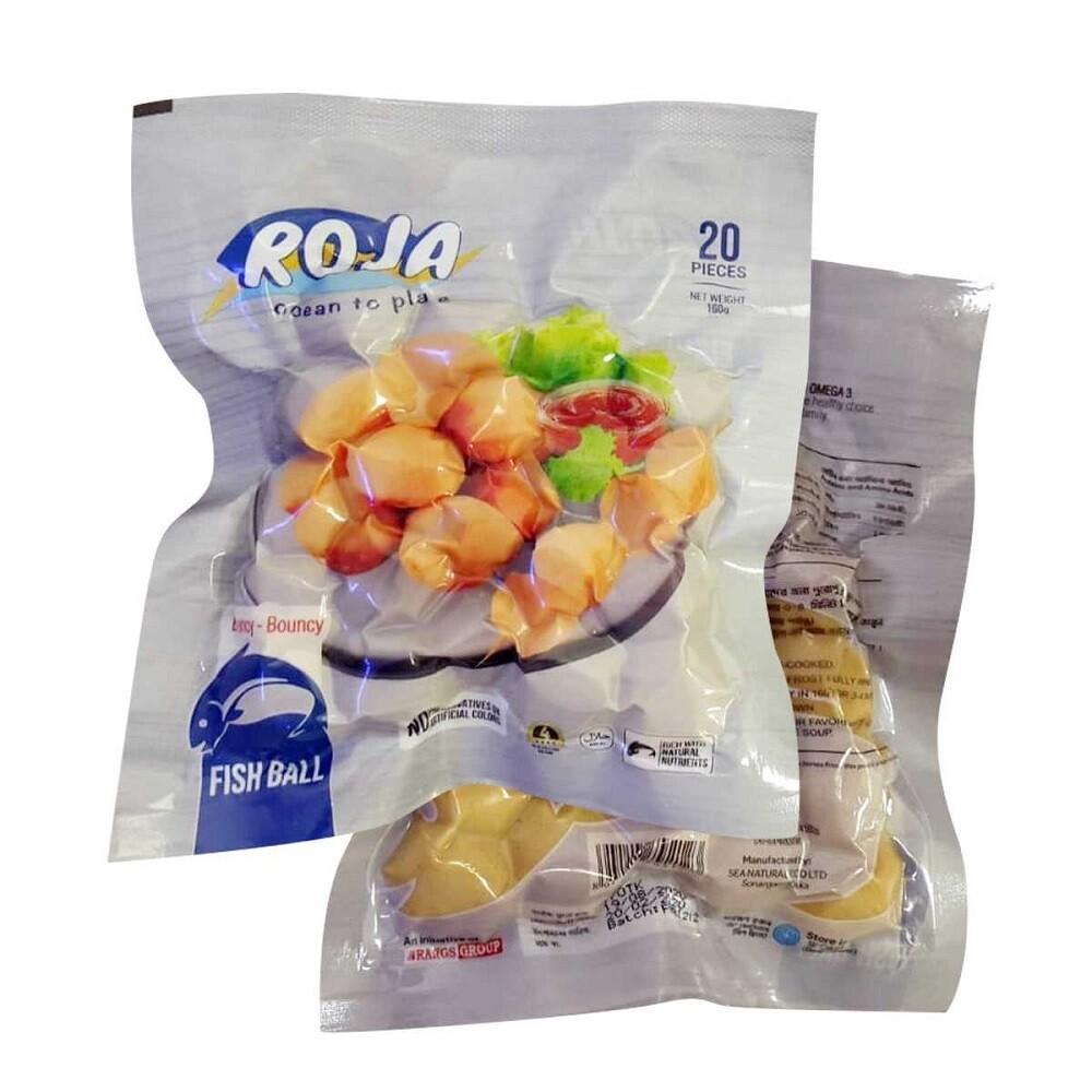 Fish Ball-Roja