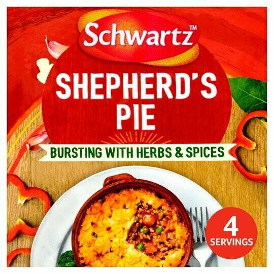 Schwartz Shepherds Pie Casserole Mix (UK)