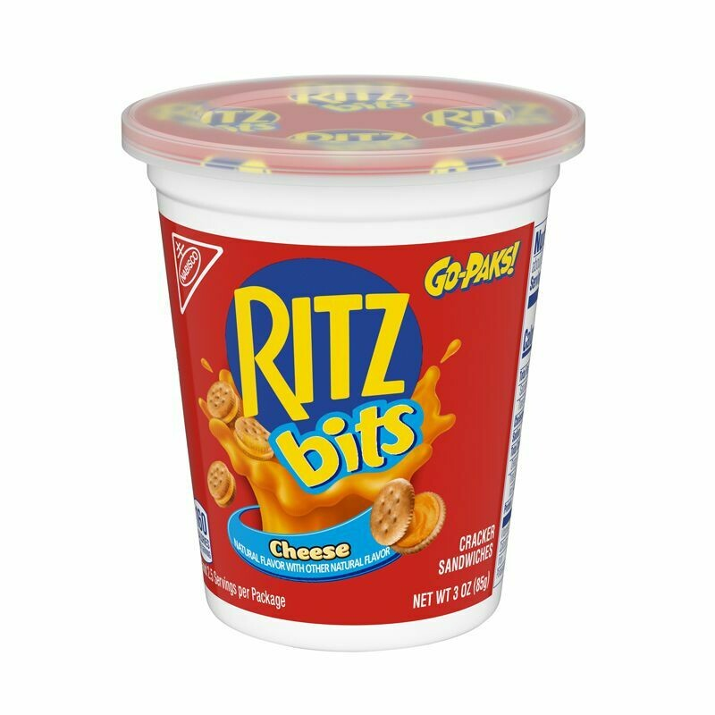 Ritz Bits Cheese Cracker Sandwiches