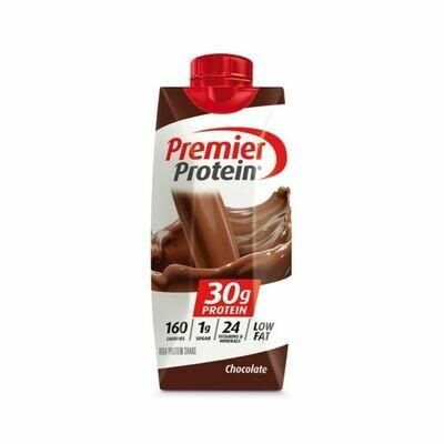 Premier Chocolate Protein Shake