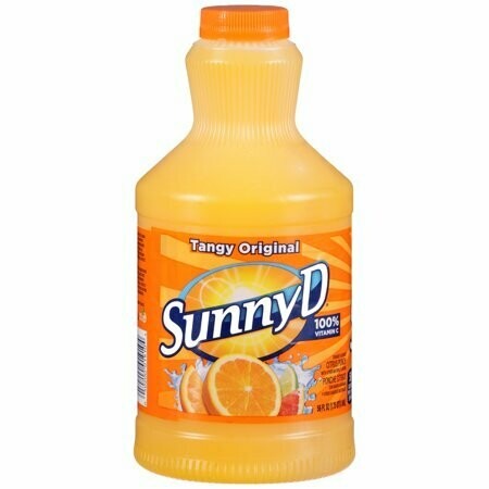 Sunny Delight Tangy Original