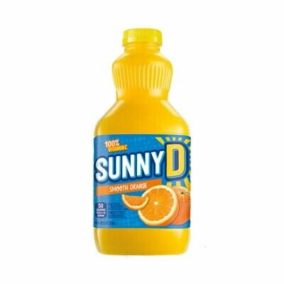 Sunny Delight Smooth Orange Drink