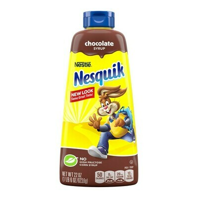 Nestle Nesquik Chocolate Syrup