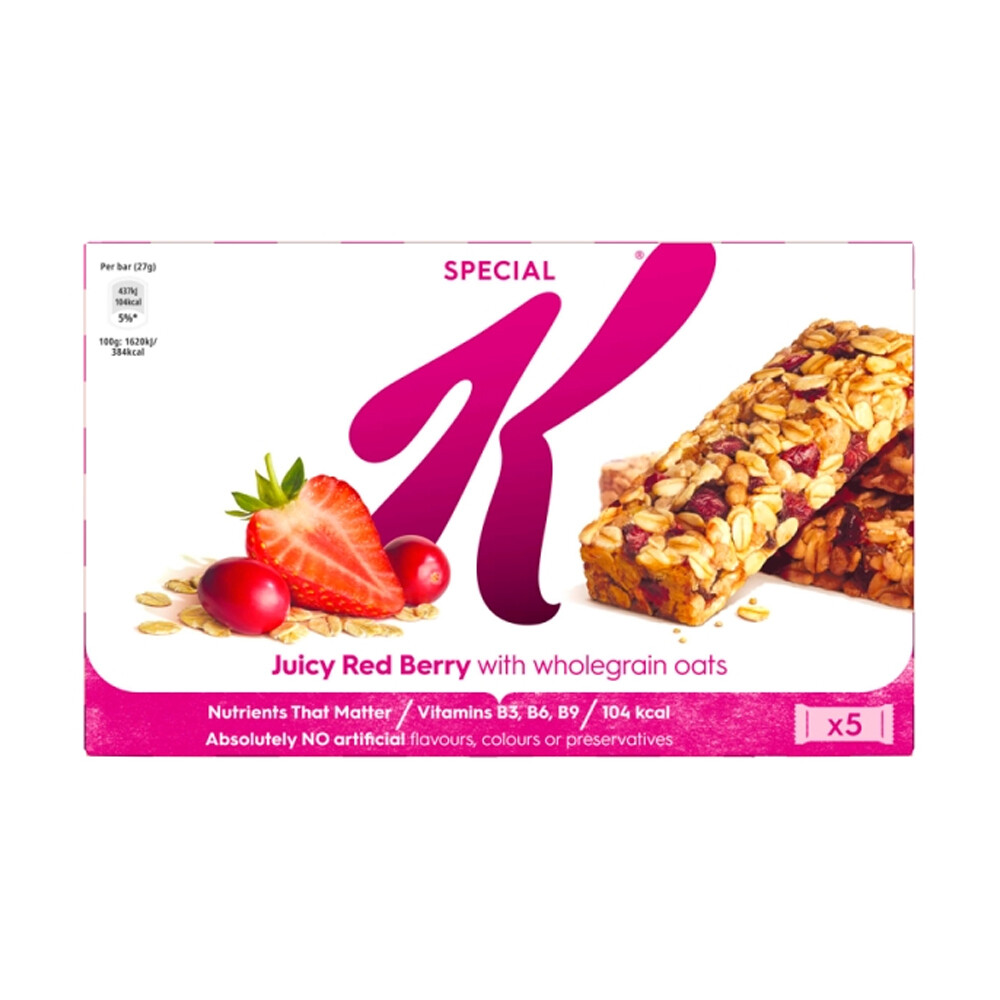 Kellogg's Special K Red Berry Bars