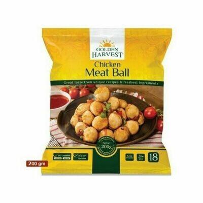 Chicken Meat Ball-Golden Harvest