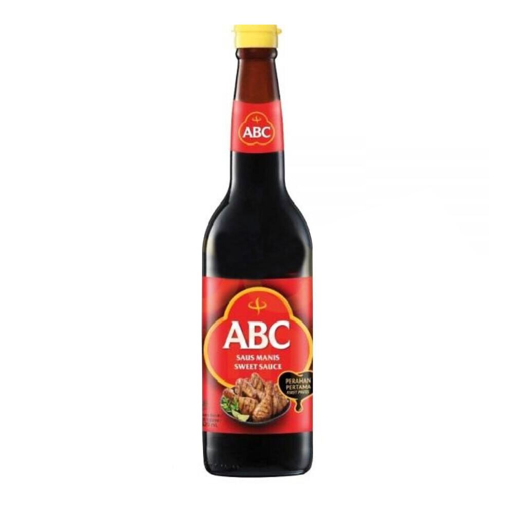 ABC Kecap Manis - Dark Sweet Soy Sauce