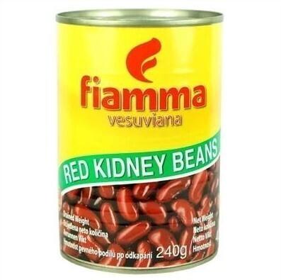 Red Kidney Beans-Fiamma