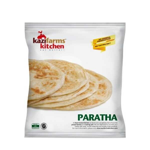 Plain Paratha Regular(10 PCS.) - Kazi Farms