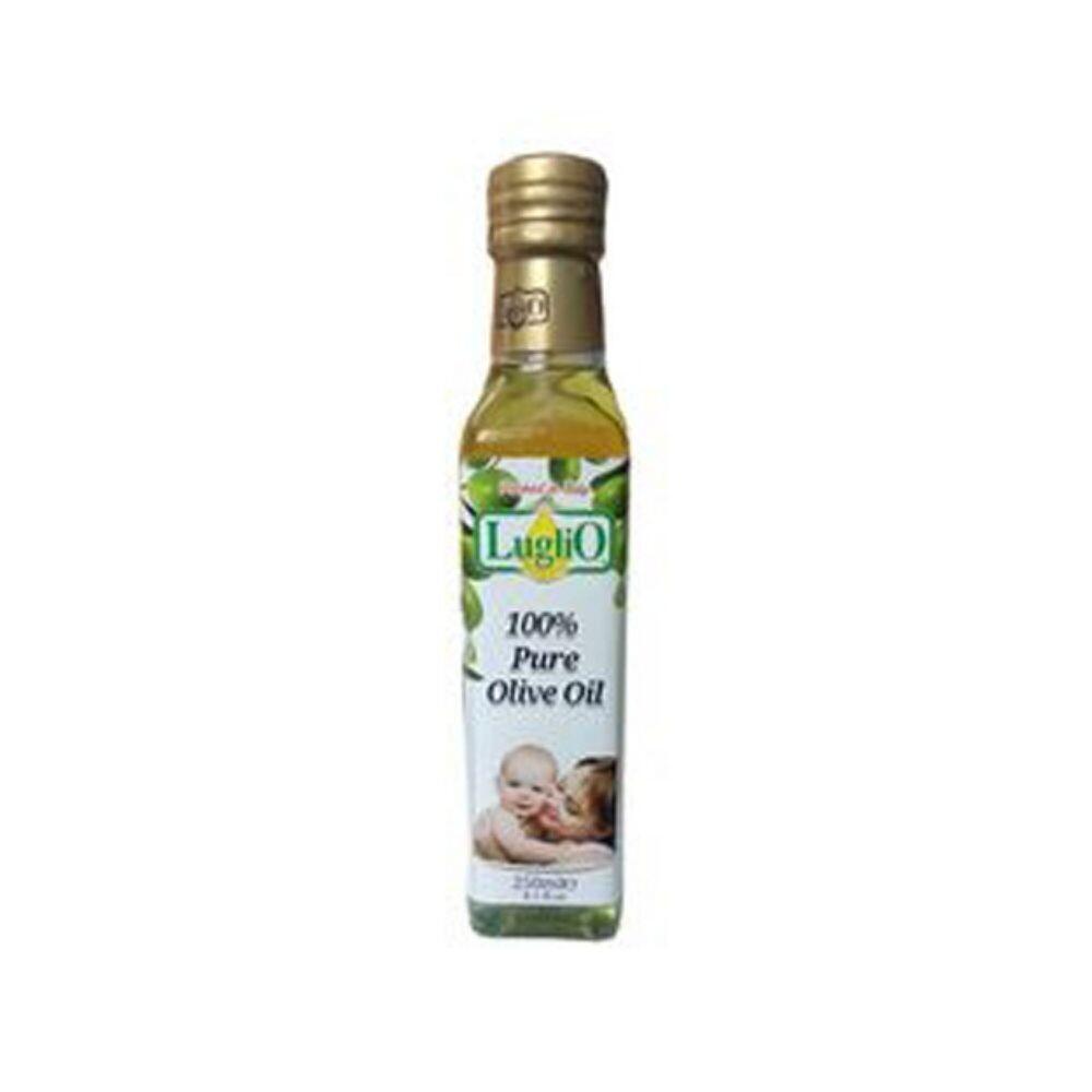 Luglio Skin Care 100% Pure Big Olive Oil (Italy)