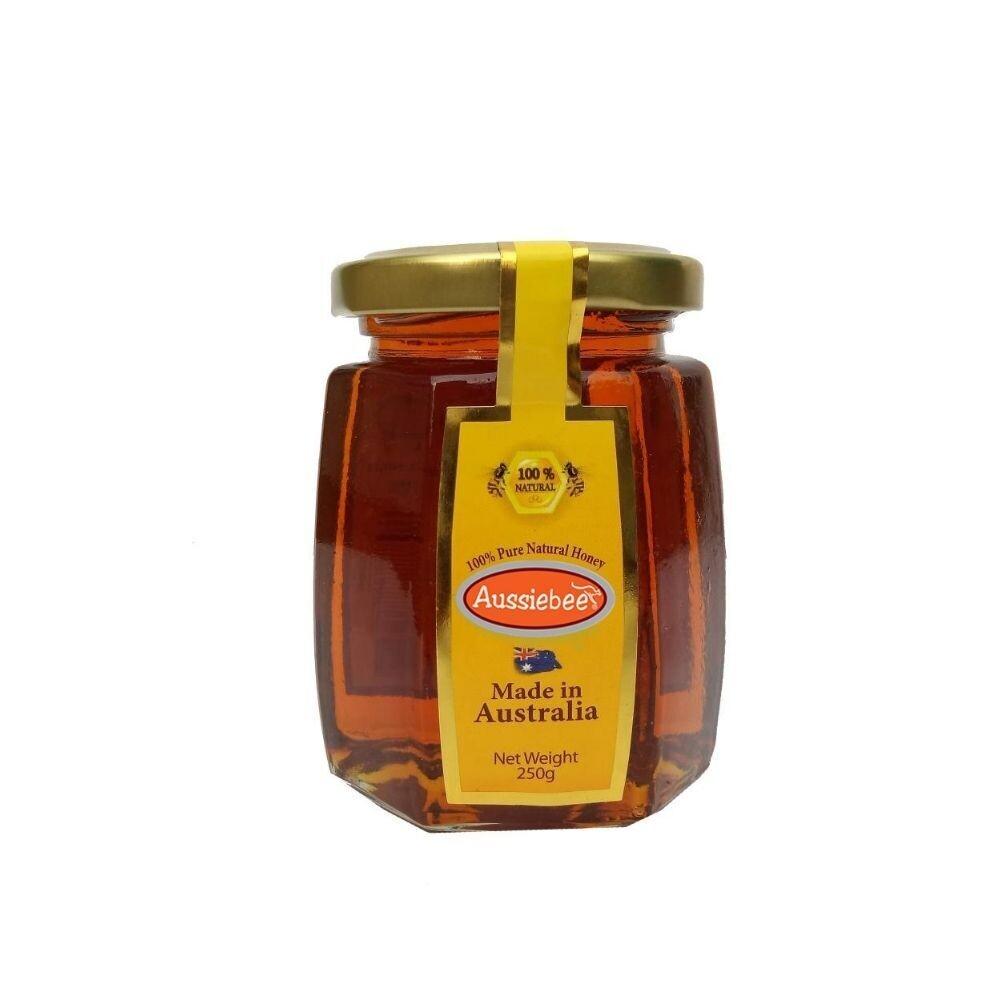 Aussie Row Bee Honey-250