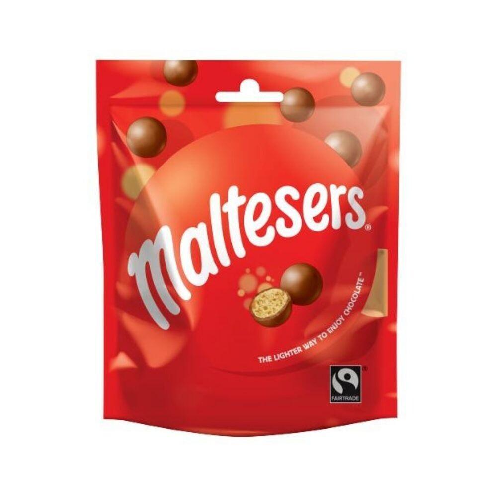 Maltesers Chocolate Pouch Bag (UK)