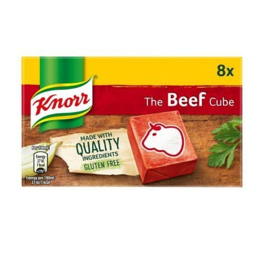 Knorr Beef Cube (UK)
