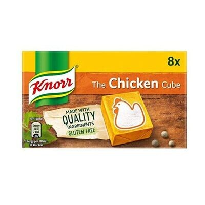 Knorr Chicken Cube (UK)