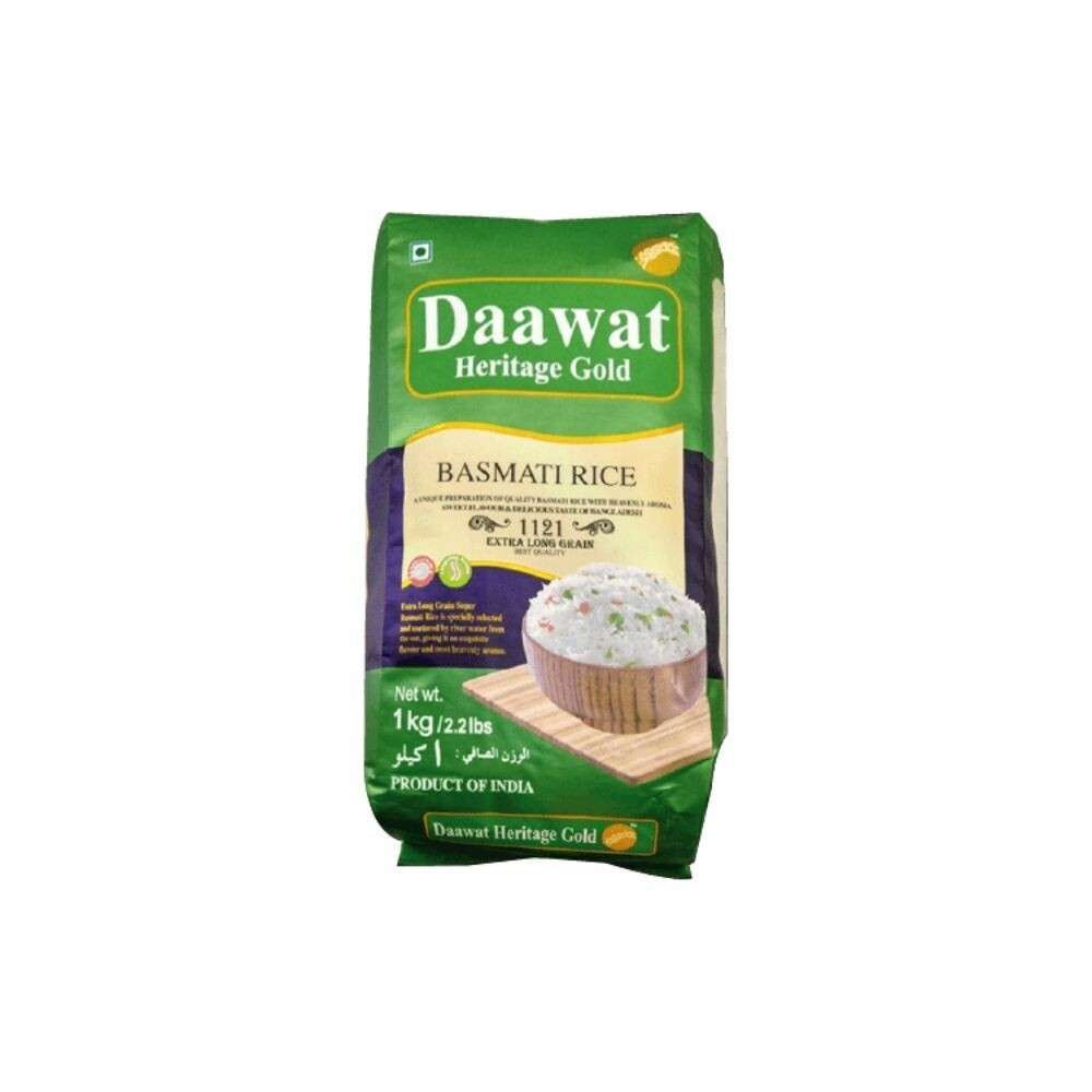 Daawat Heritage Gold Basmati Rice