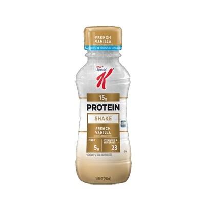 Kellogg's Special K French Vanilla Protein shake
